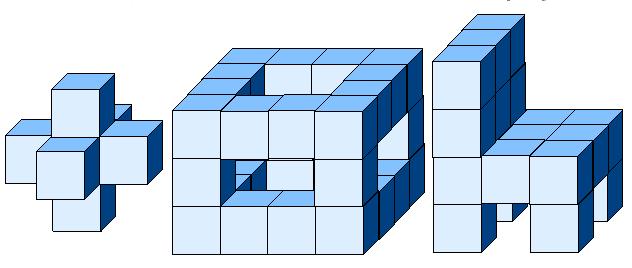 Как сделать рисунок из кубиков 52
