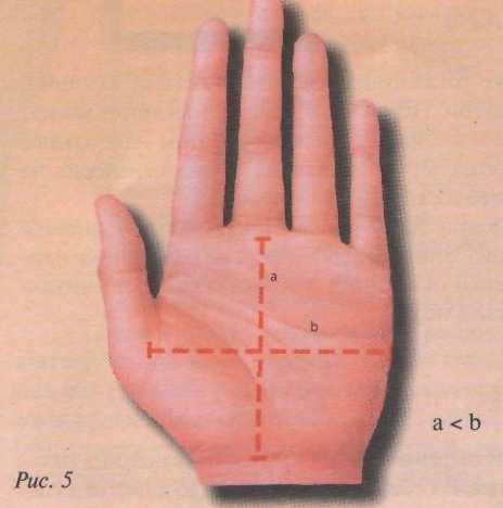 Погадать по своей руке 764