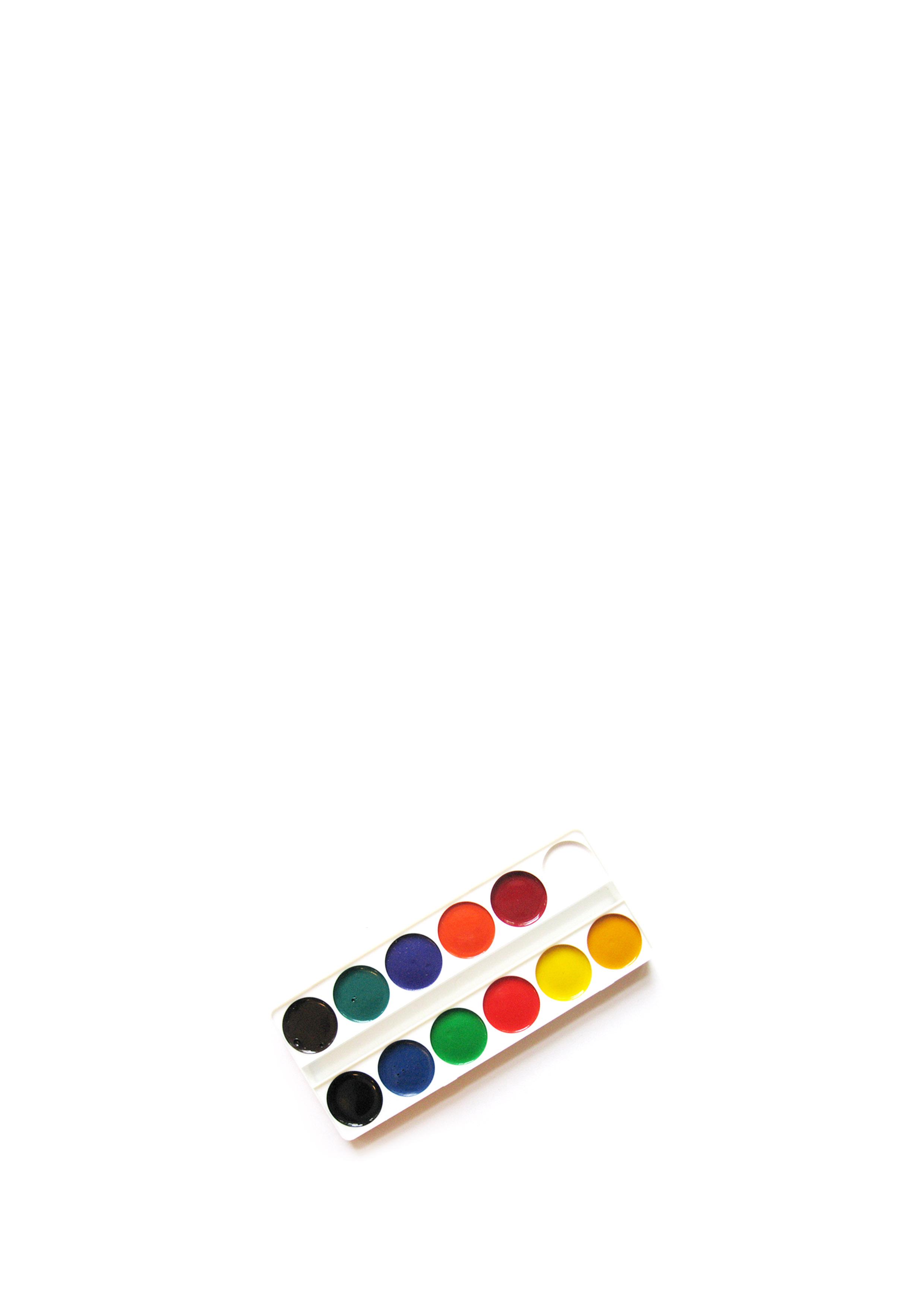 знакомство с акварельными красками конспект занятия