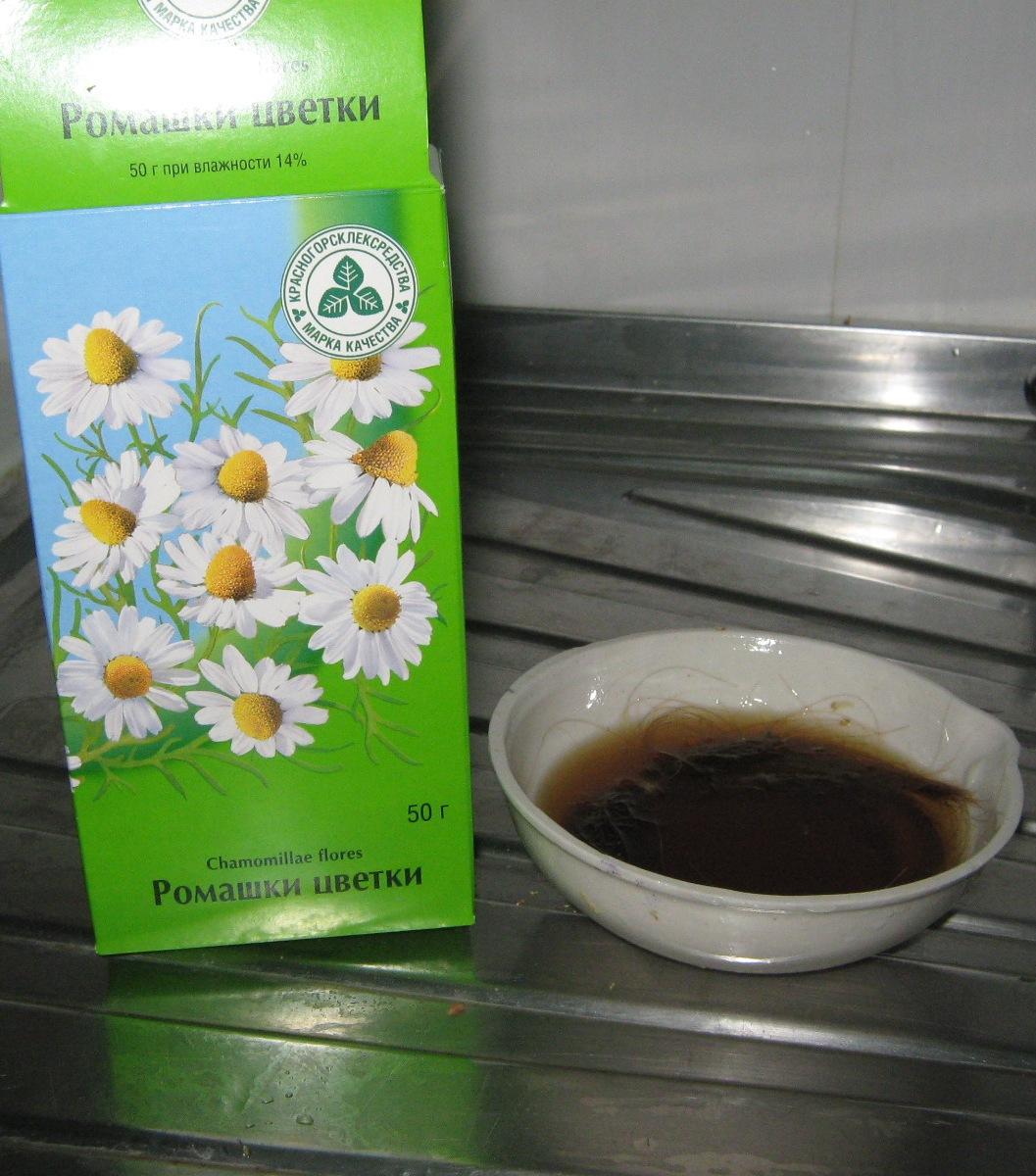 Ромашка аптечная (лекарственная трава) - полезные свойства 32