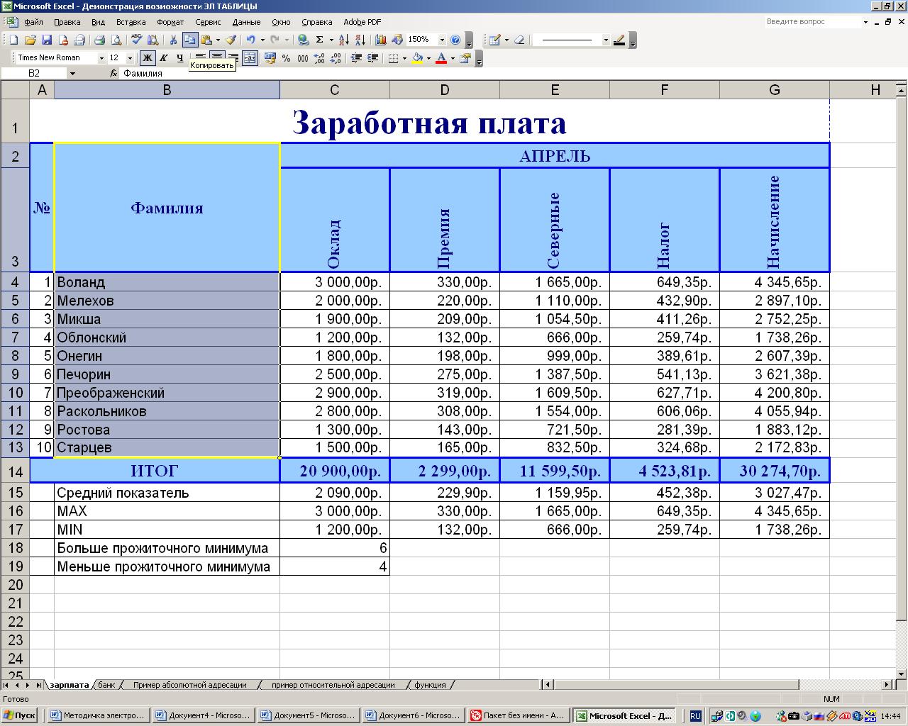 Составление таблиц в excel фриланс фриланс суть работы